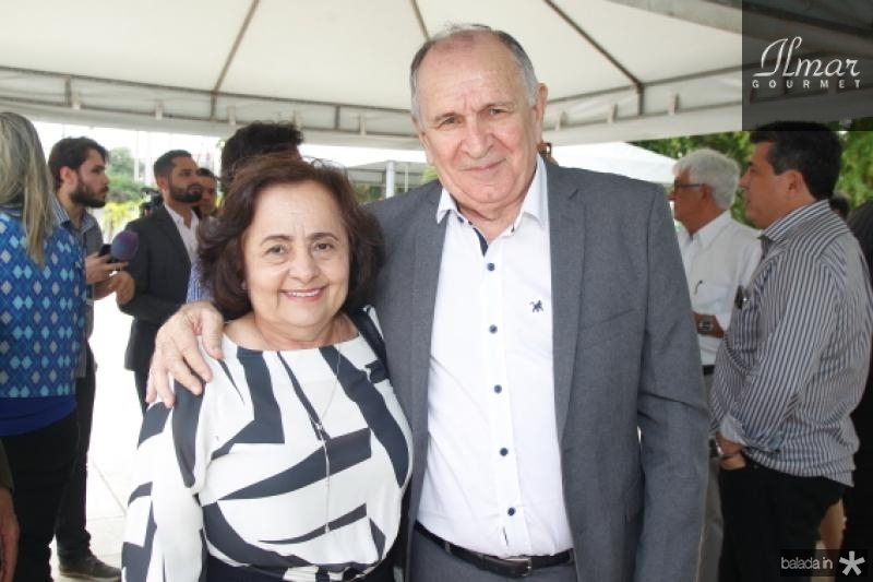 Sildete e Francini Guedes
