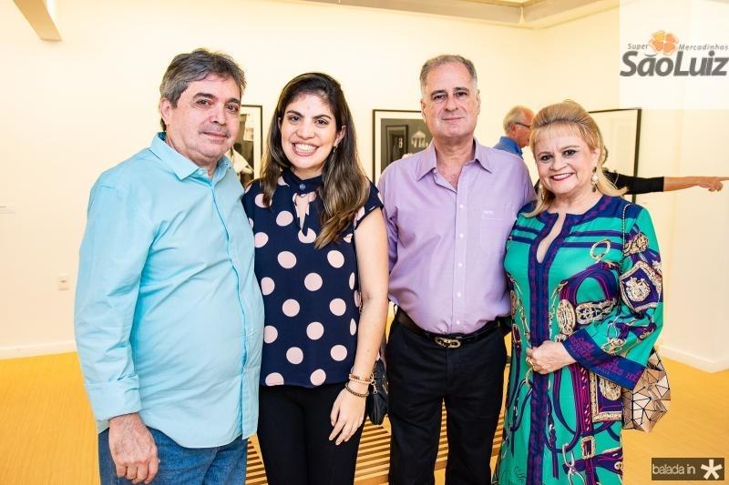 Totonho Laprovitera, Bia Wolf, Arthur Costa Lima e Excelsa Costa Lima