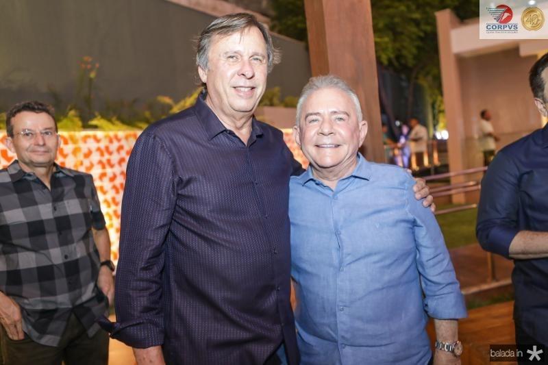 Jose Simoes e Fernando Linhares