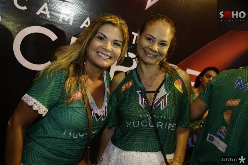 Cristiane e Milena Lima