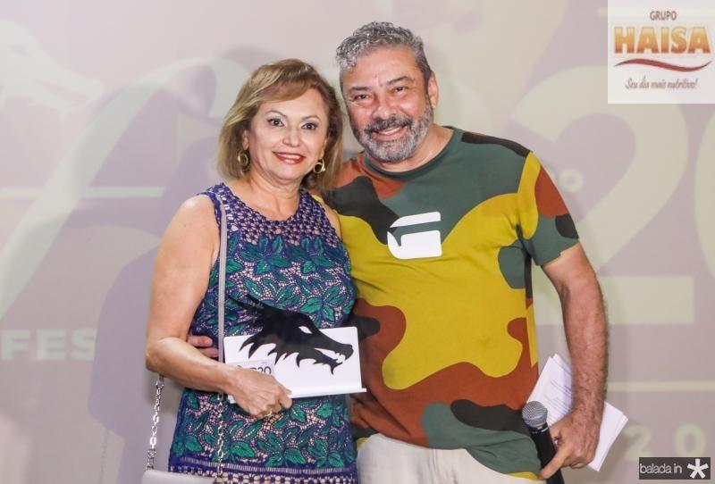 Veronica Perdigao e Claudio Silveira