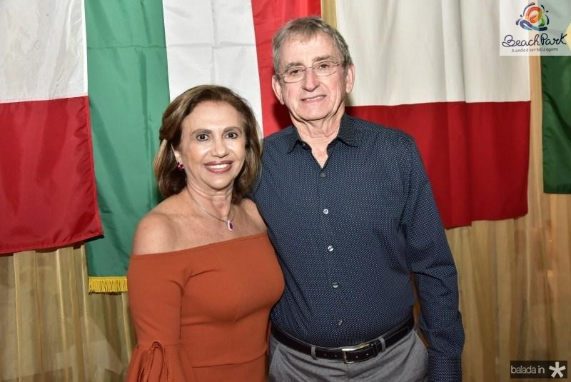 Arleziana e Jose Carlos Oliveira