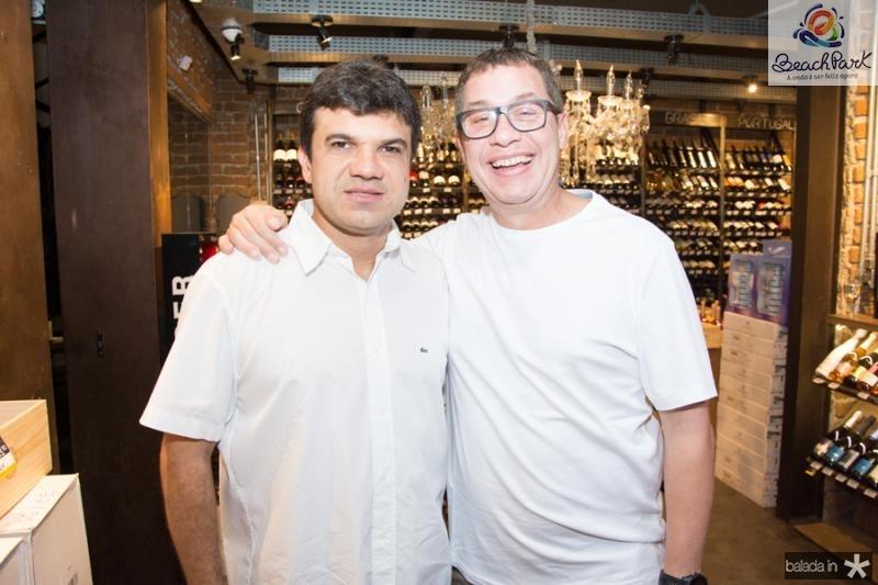 Marcelo Braga e Jeferson Von Haydin