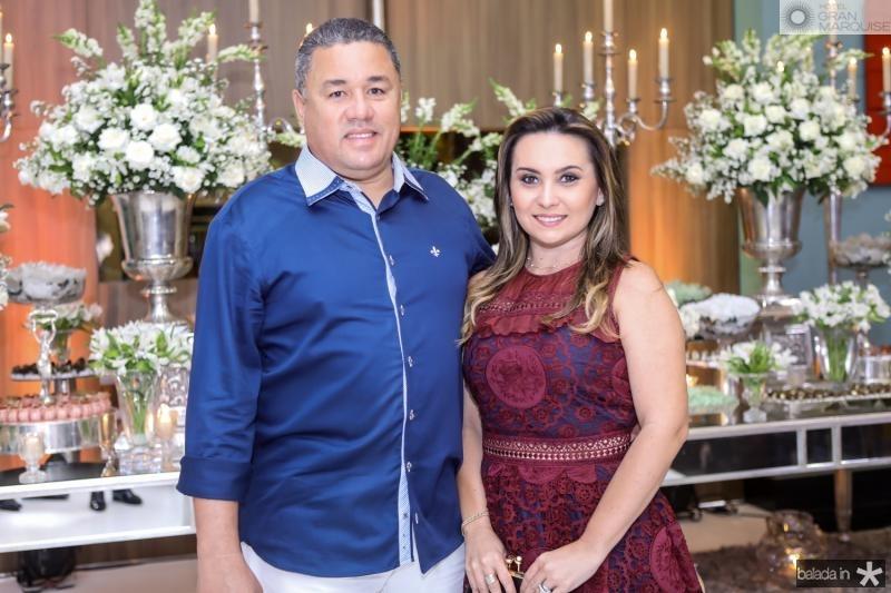 Bertran Duarte e Socorro Medeiros