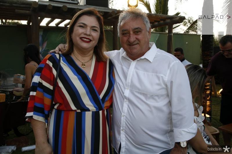 Veronica e Odufo Carvalho