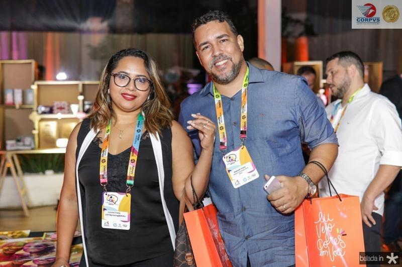 Luciana Viana e Raphael Viana