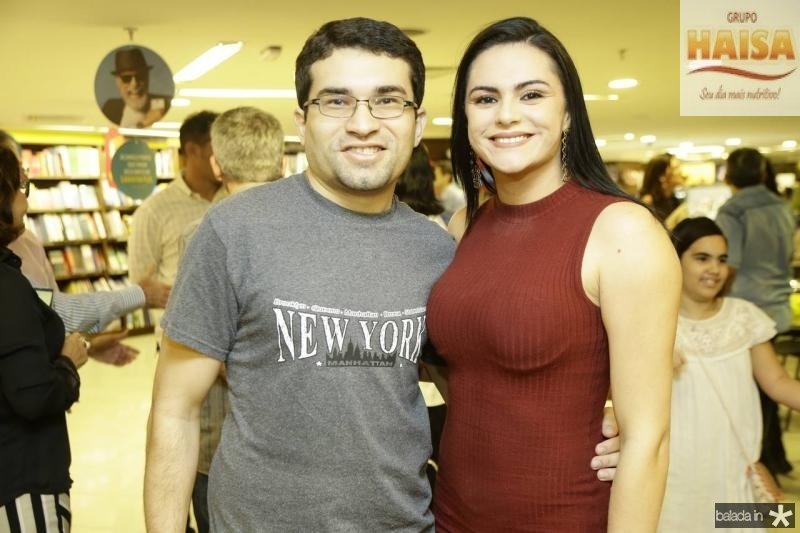 Renato e Juliana Albano