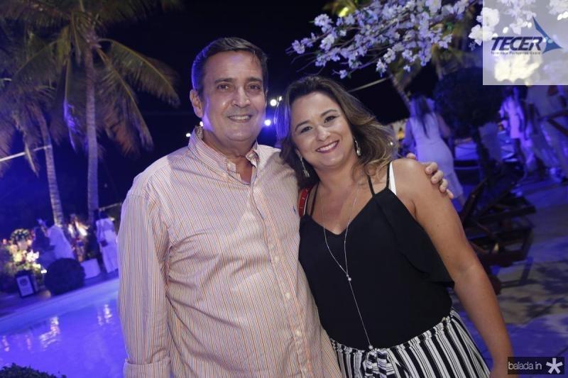 Emanuel e Luciana Assis