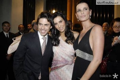 Ale Lima, Silvana Bertolucci e Angelita Feijó