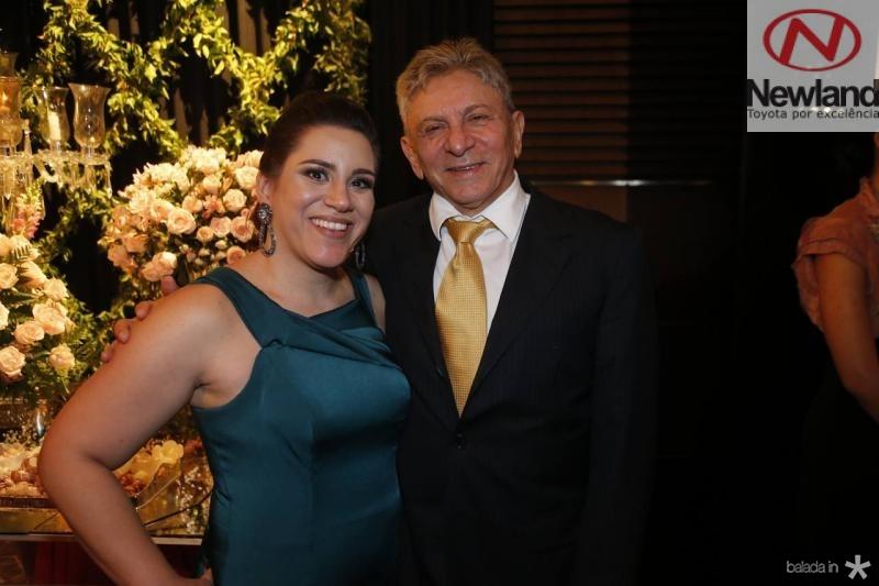 Vanessa e Joao Rabelo