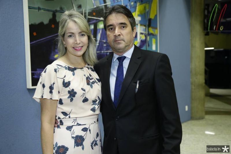 Renata e Jose Maria Gondim