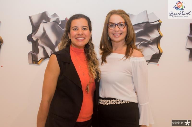 Rita Braga e Marcia Andrea