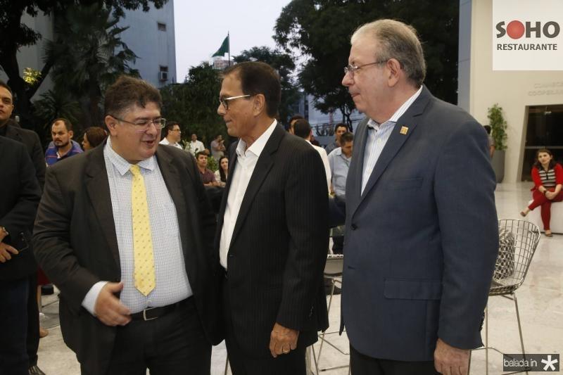 Roberto Pires, Beto Studart e Ricardo Cavalcante 2