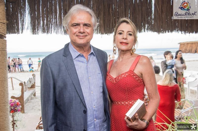 Osler e Isabel Machado