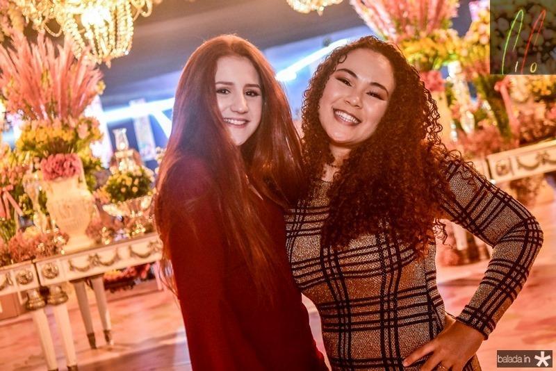 Michele Farias, Katarina Cavalcante