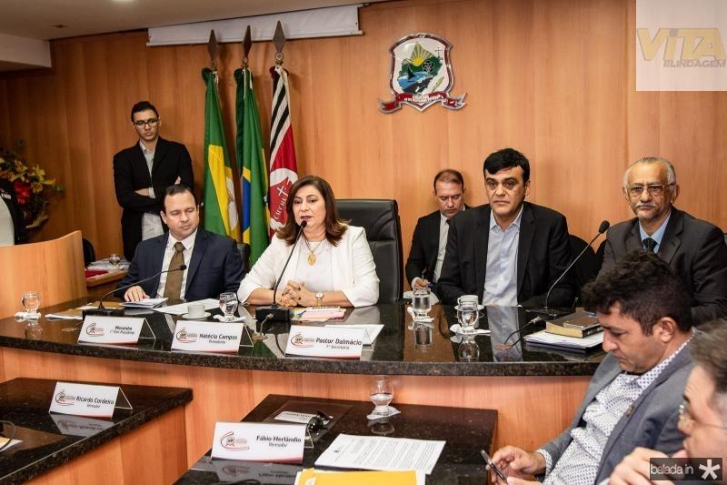 Igor Queiroz Barroso e Homenageado Cidadao de Caucaia (