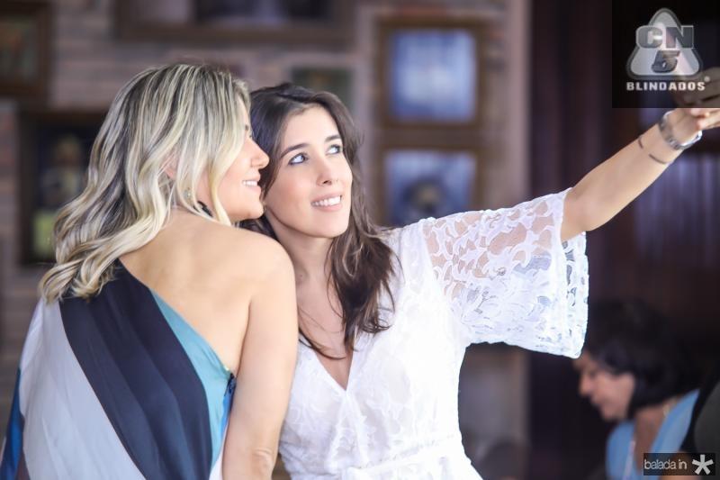 Jeritza Gurgel e Raquel Machado