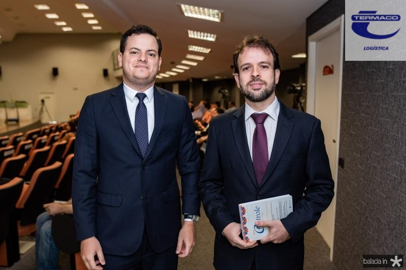 Raimundo Neto e Joao Paulo Nogueira