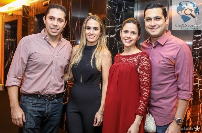 Jose de Queiroz, Patricia Pessoa, Iris Leite e Luis Sobreira