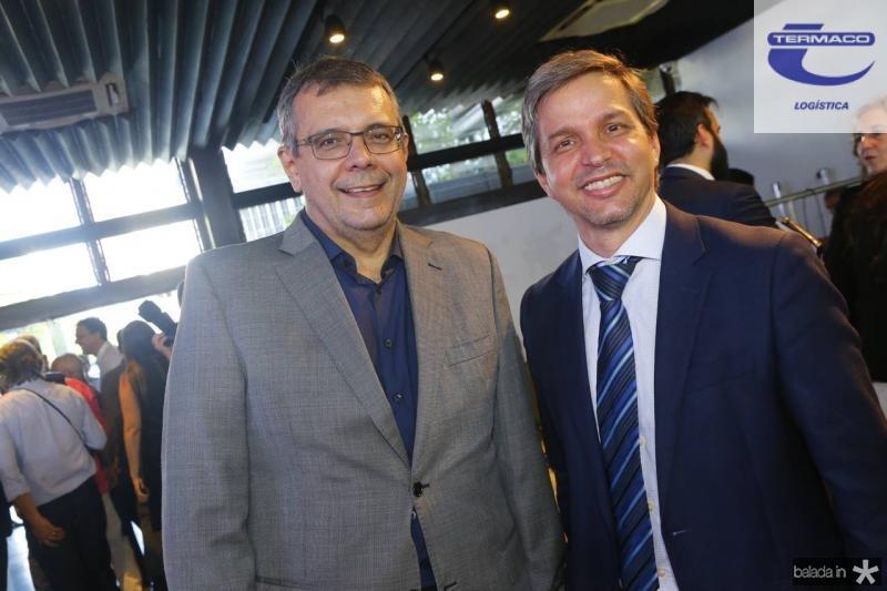 Luiz Sobral e Romulo Soares