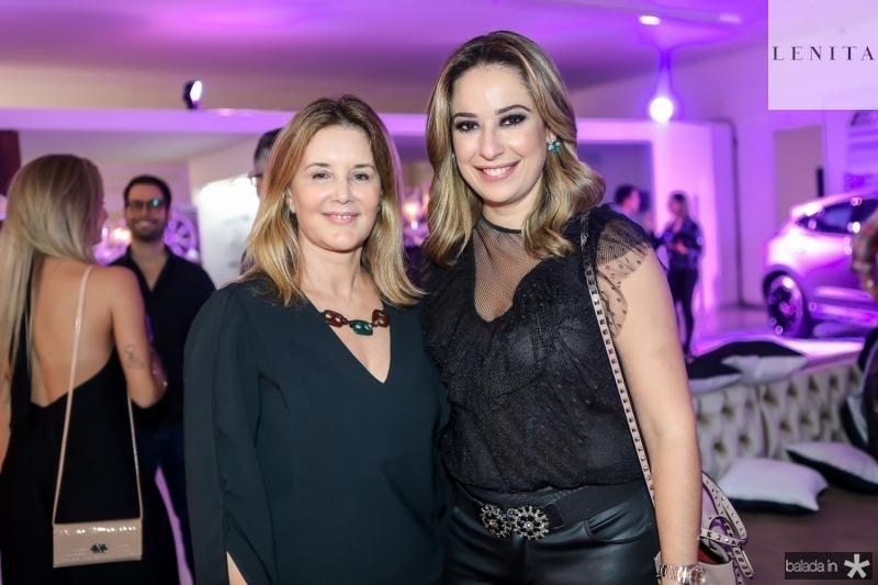 Fernanda Matoso e Silvinha Leal