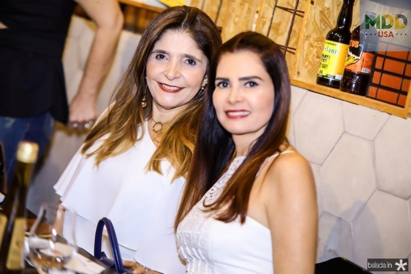 Cris Figueiredo e Lorena Pouchain