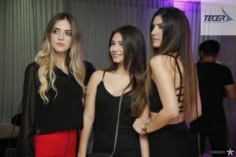 Marina Lins, Tainara Alves e Leticia Normando 2