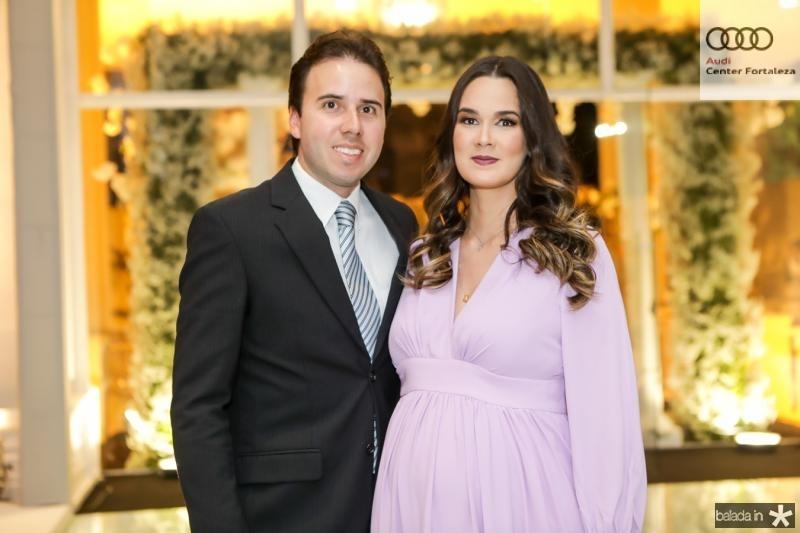 Andre e Gisele Oliveira
