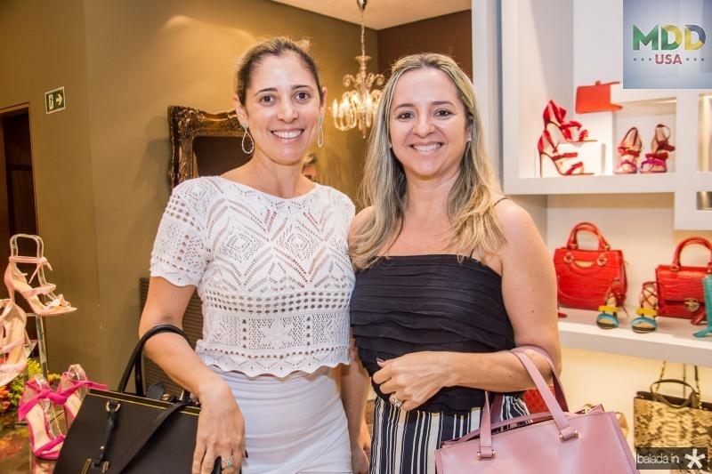 Cristiane Guimaraes e Patricia Pinheiro
