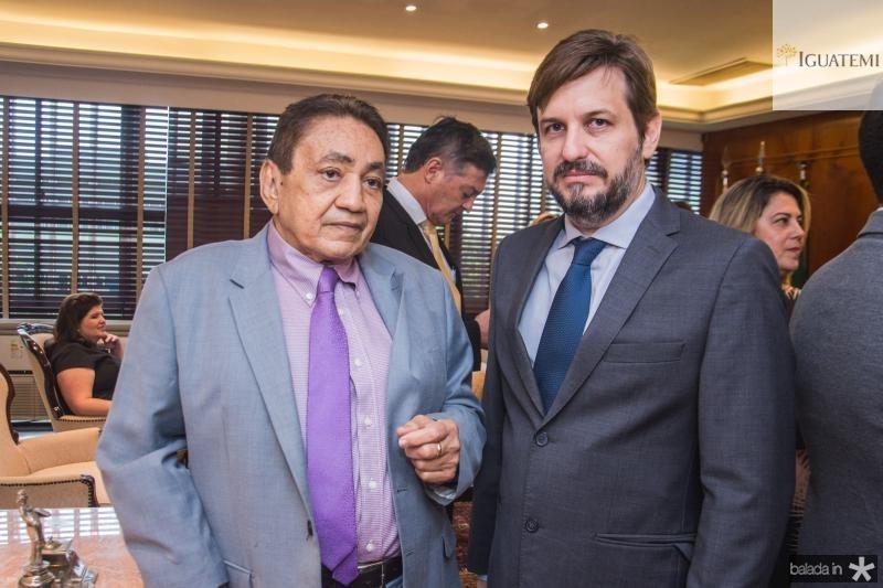 Jucide Peixoto e Erick Guimaraes