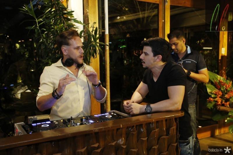 DJ Thiago Camargo e Pedro Paulo