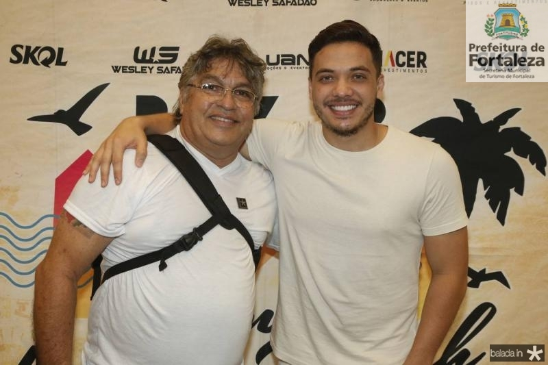 LC Moreira e Wesley Safadao
