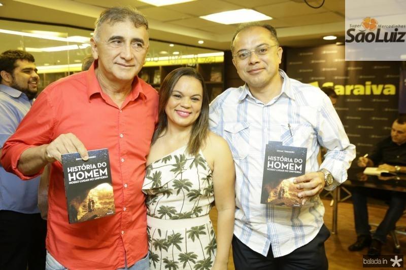 Oscar e Estela Costa e Alexandre Alcantara