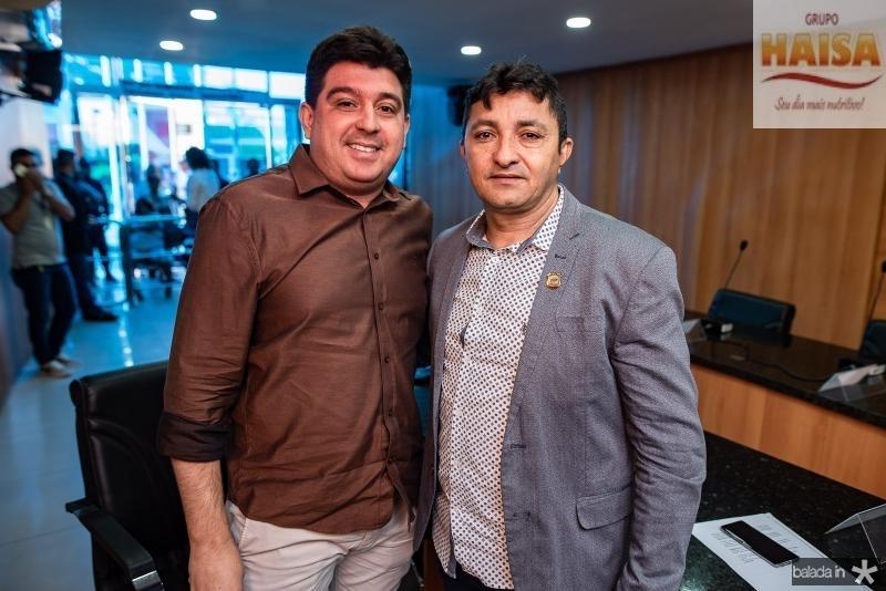 Ricardo Ferreira e Fabio Herlandio