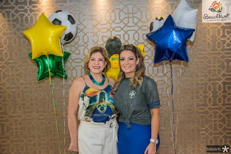 Fatima Pita e Tatiana Luna