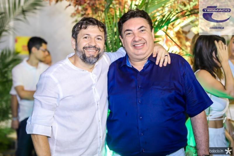 Elcio Batista e Marcos Dias Branco
