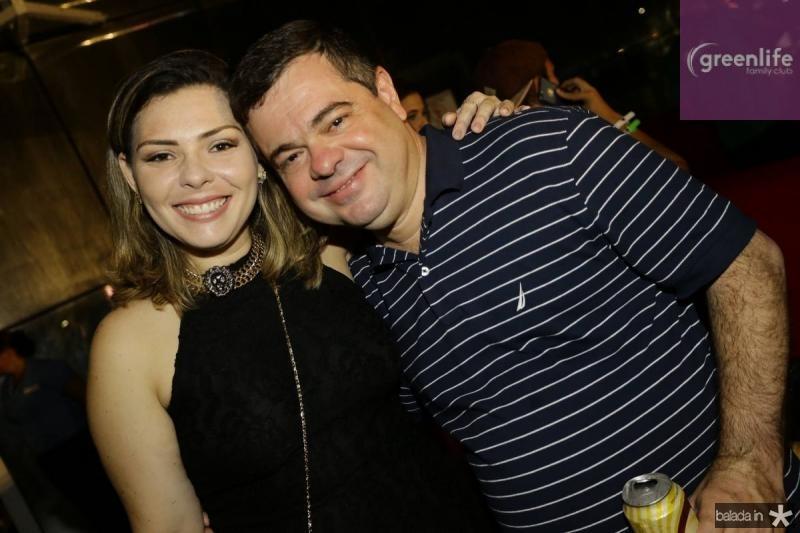 Juliana Lacerda e Paulo Salazar