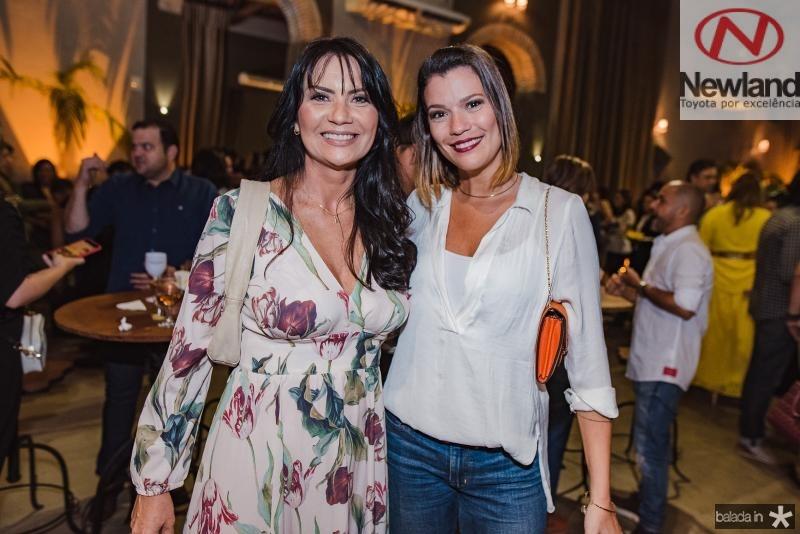 Sandra Luck e Renata Costa