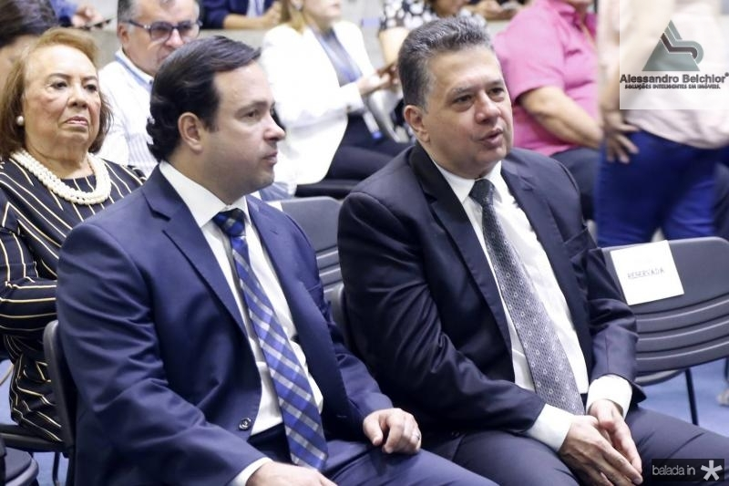 Igor Queiroz e Gerardo Bastos