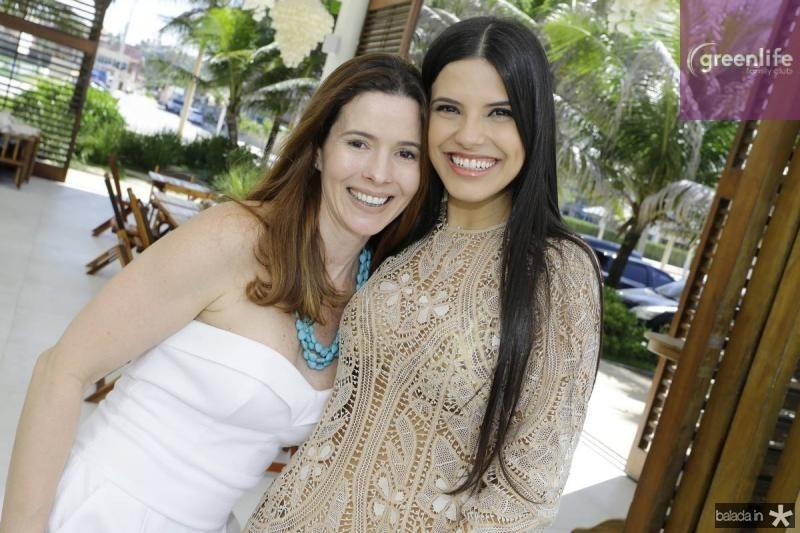 Amelia Mota e Juliana Melo