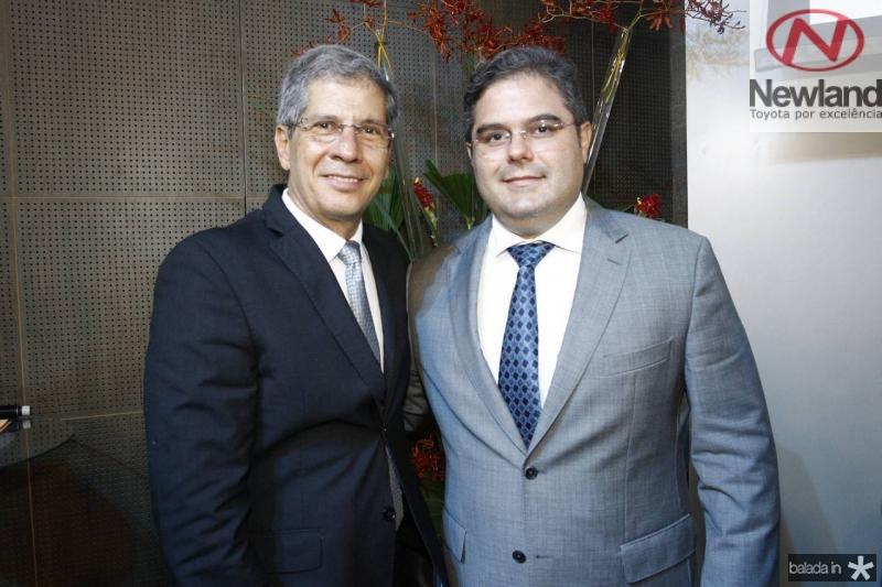 Severino Ramalho Neto e Edson Queiroz