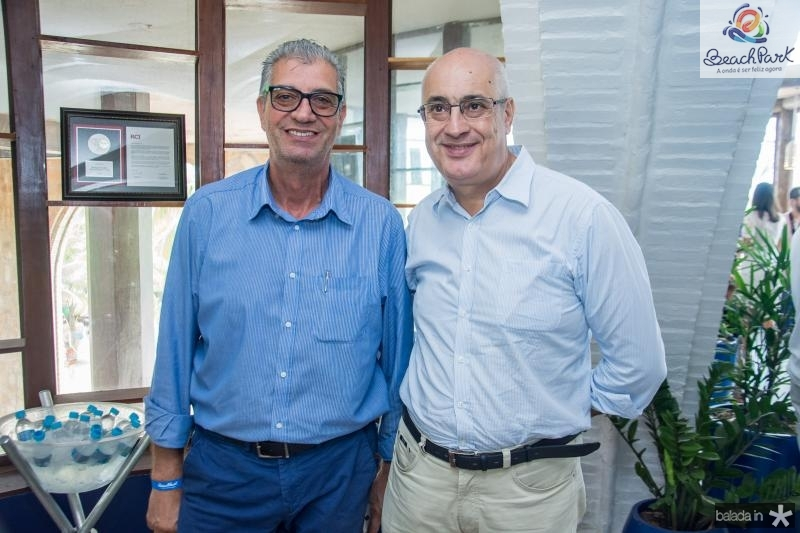 Raul Vichioni e Jose Vanor