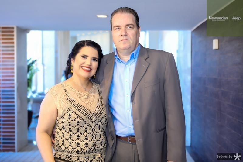Luciana Mota e Terçandro de Paula Pessoa