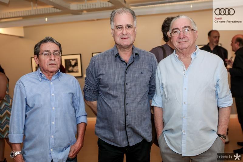 Tobias Navarro, Artur Costa Lima e Murilo Belchior