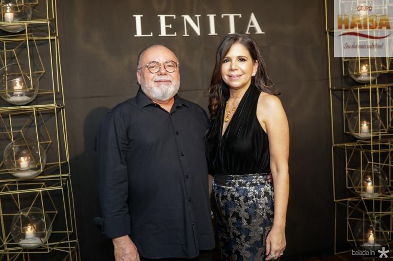 Pedro Carapeba e Maria Lucia Negrao