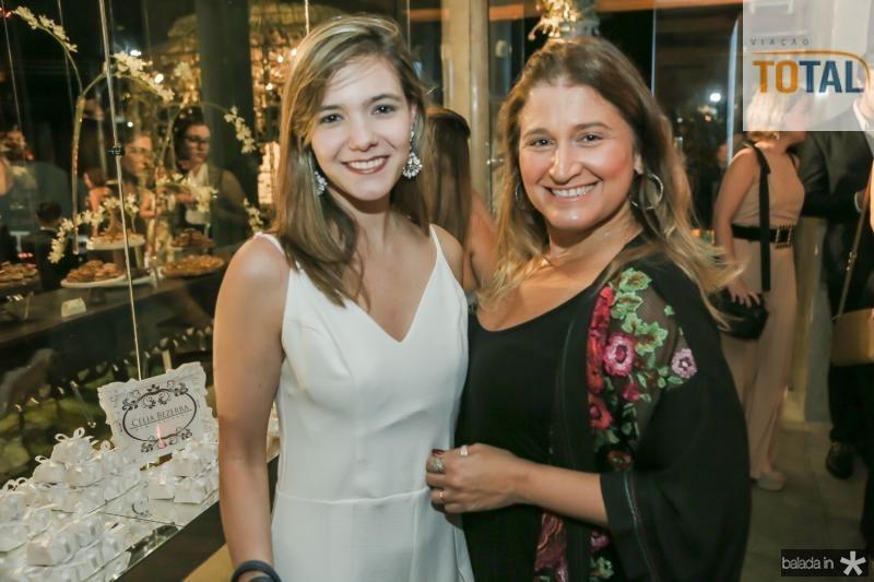 Vanessa Aldiguere e Karina Bezerra
