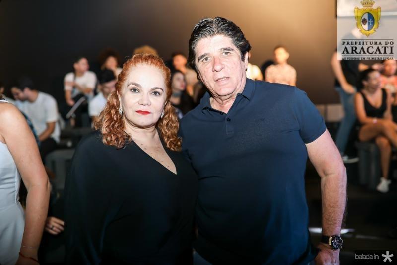 Liseux Brasileiro e Dito Machado