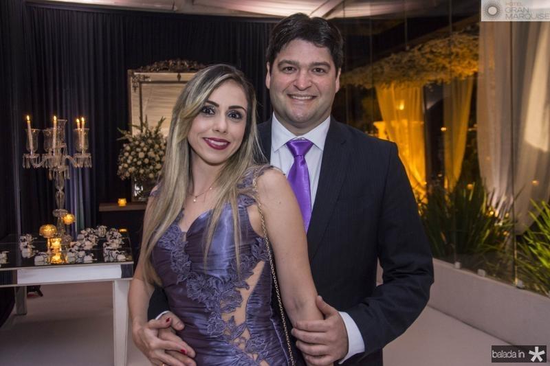 Amanda e Francisco Campos