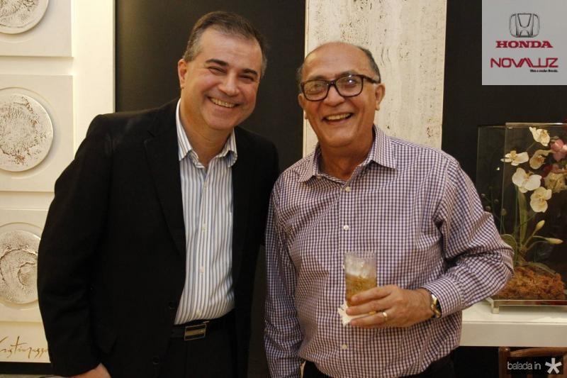 Ricardo Bezerra e Helder Eufrasio