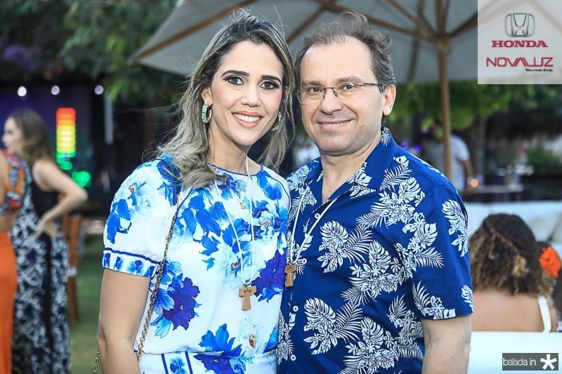 Luciana e Carlos Matos